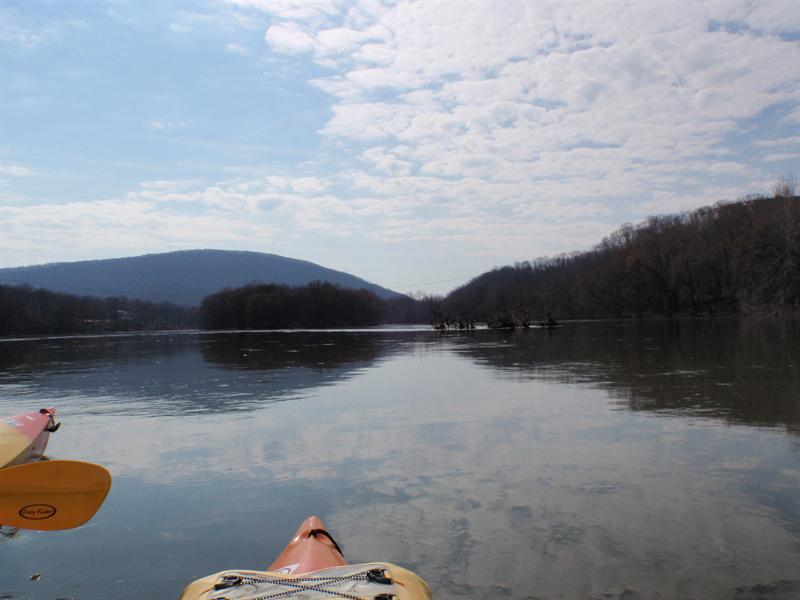 The Mighty Juniata River