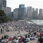 31 decmber 2004 in Sidney