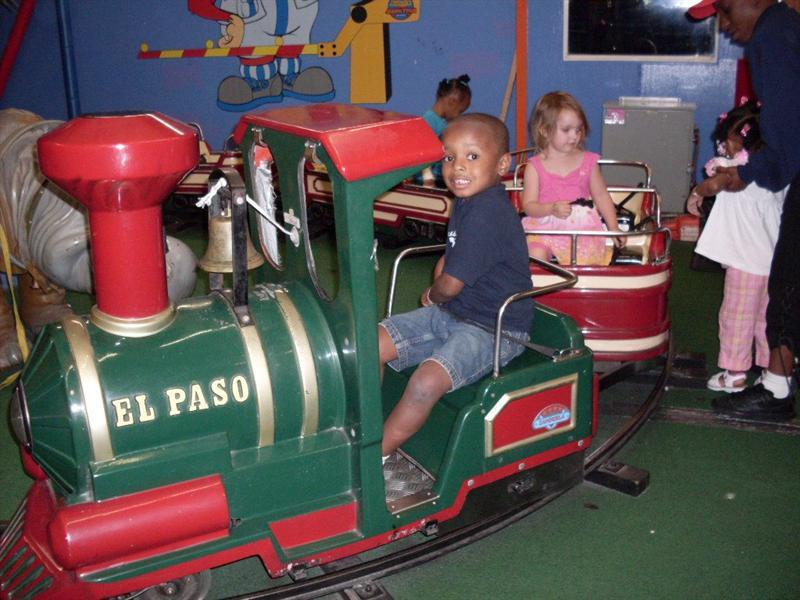 children fun and adventure