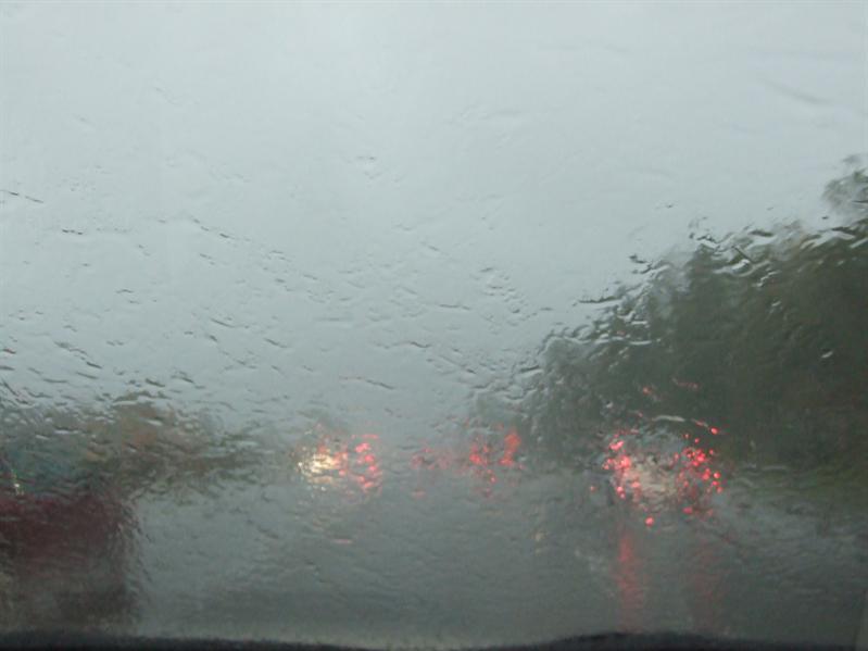 The infamous rain