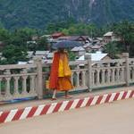 Bridge in Nong Khiew