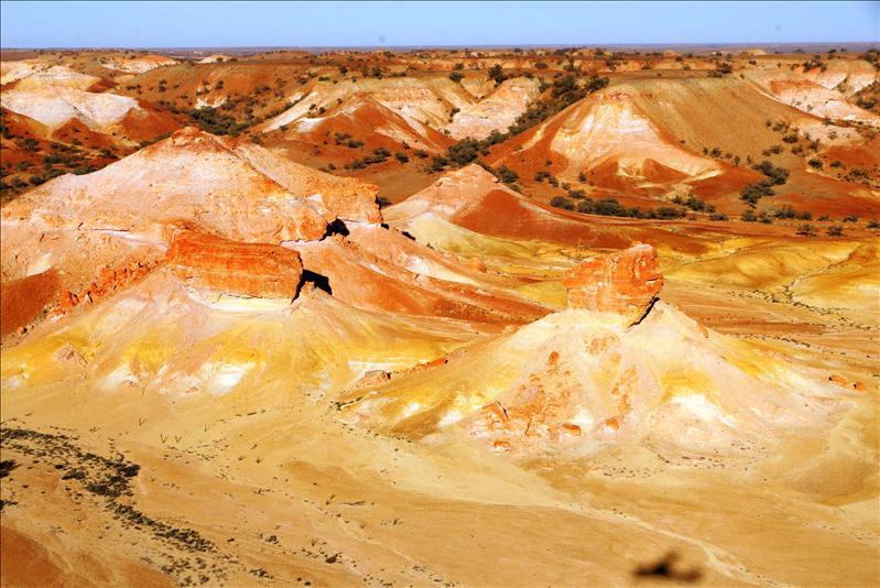 Painted Hills Oodnadatta Track