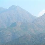 鳳凰山及西狗牙嶺