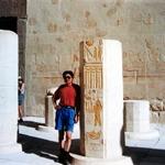 Temple of Queen Hatshepsut, West Bank, Luxor, Egypt