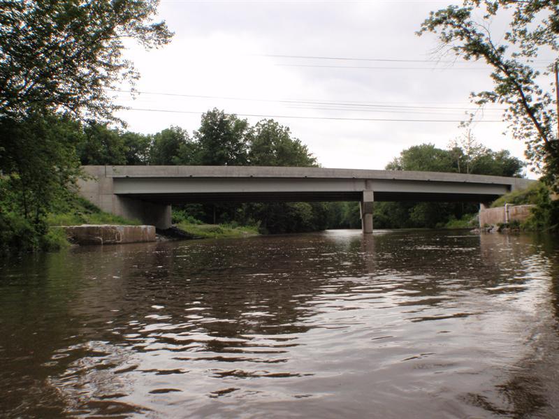 Rt. 34 bridge
