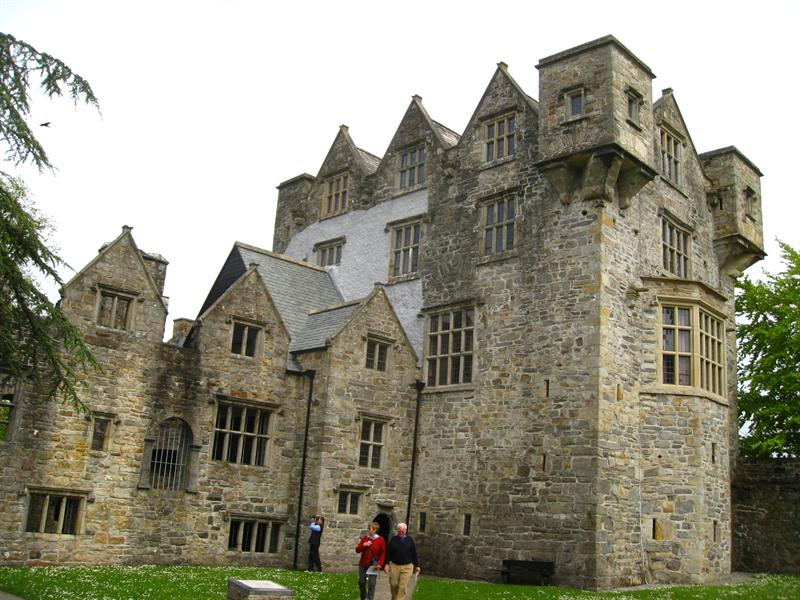 Day 12: Donegal Castle