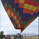 UP, UP AND AWAY, CAPPADOCIA