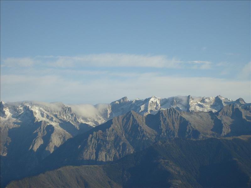 vista dal Monte Pisello•Valtellina•2009
