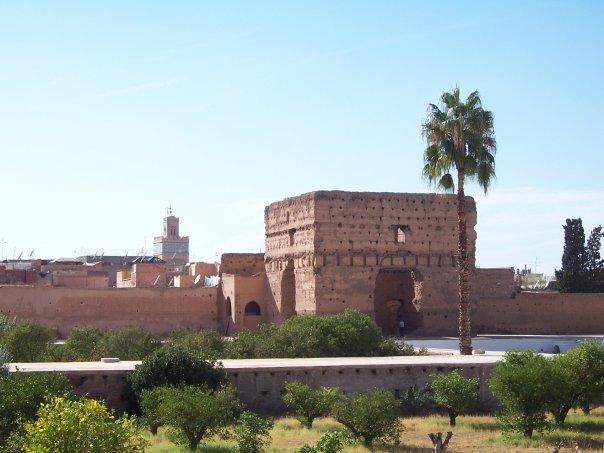 PALAIS EL-BADI, MARRAKECH