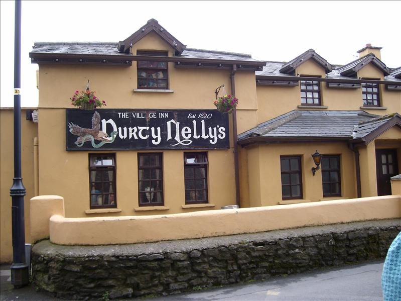 Durty Nelly's..The oldest legal pub in Ireland