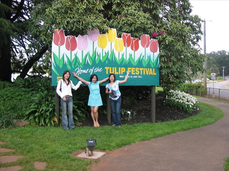 Welcome to Tulip Festival! =)