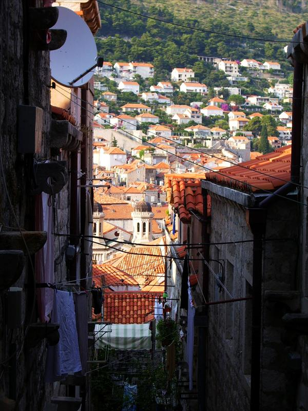 Alley (Croatia)