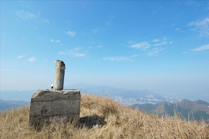 黃牛山山頂 (604m) West Buffalo Hill