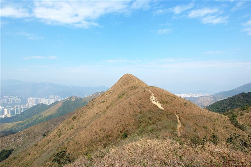 石芽山南峰