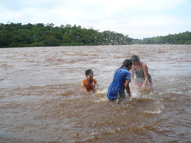 Wasserschlacht :)