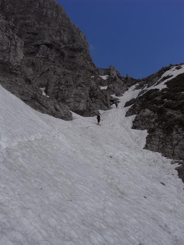 sentiero Cecilia