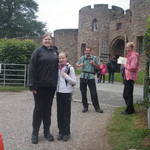 Beeston and Peckforton Castle Sandstone Trail To Whitchurch