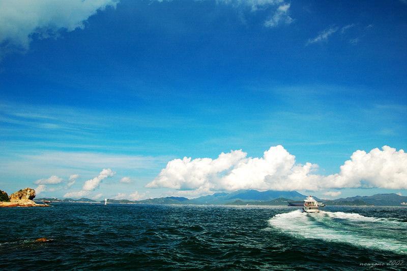 West Lamma Channel 西博寮海峽