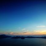 20080803 Sunset at Yuk Kwai Shan 夏登玉桂看夕陽