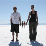 Salt Flat Excursion - 4 days on a jeep!!