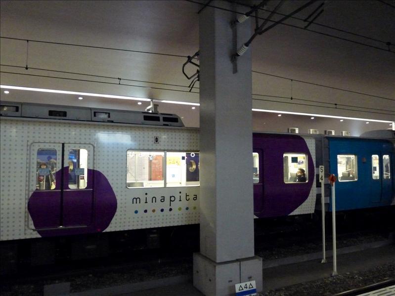 JR。関西空港