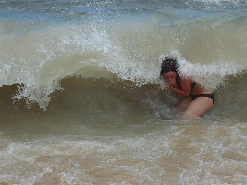 groooße Welle - nagy hullám
