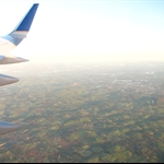 Morning view leaving Shannon
