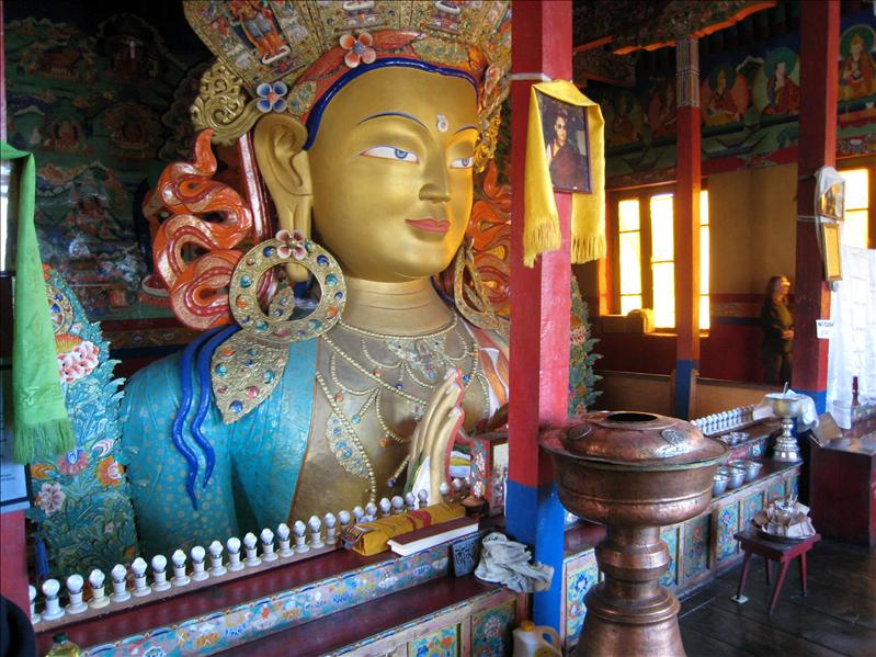 Thiksey Gompa (Monestary)