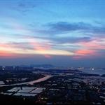 20110806  水頭村過雞公嶺 Suuset at Kai Kung Leng