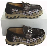 Burberry kids shoes-001