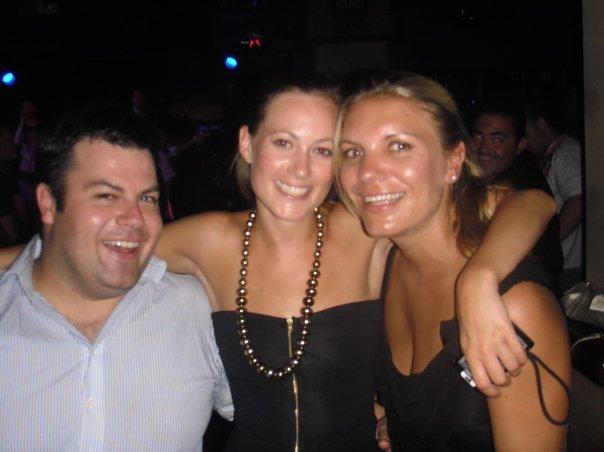 Our night out in Surfers Paradise - cocktails in Melbas