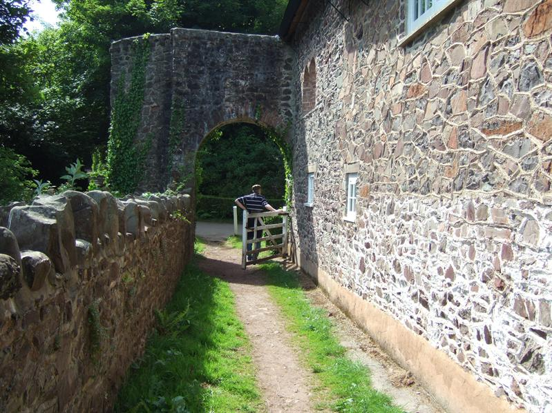 Walk from Porlock Weir to Culbone
