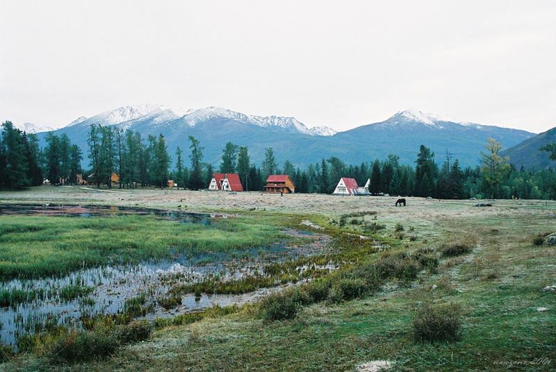 Kanas Continental Villa 喀納斯山莊