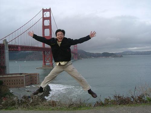 Golden Gate, YAY!!!