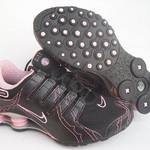 Black Pink Nike Shox NZ 3013 Womens Carve.jpg