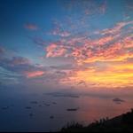 20120527 西高看夕陽  At the Summit of High West