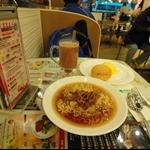 早餐@荃灣兆和街翠華