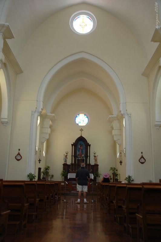 主教山海岸聖母小教堂 Chapel of Our Lady of Penha
