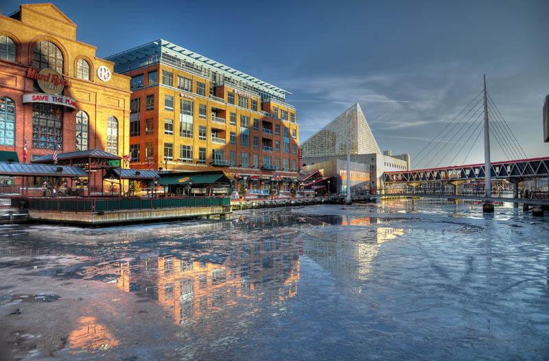 Inner Harbor, Hard Rock Coffee