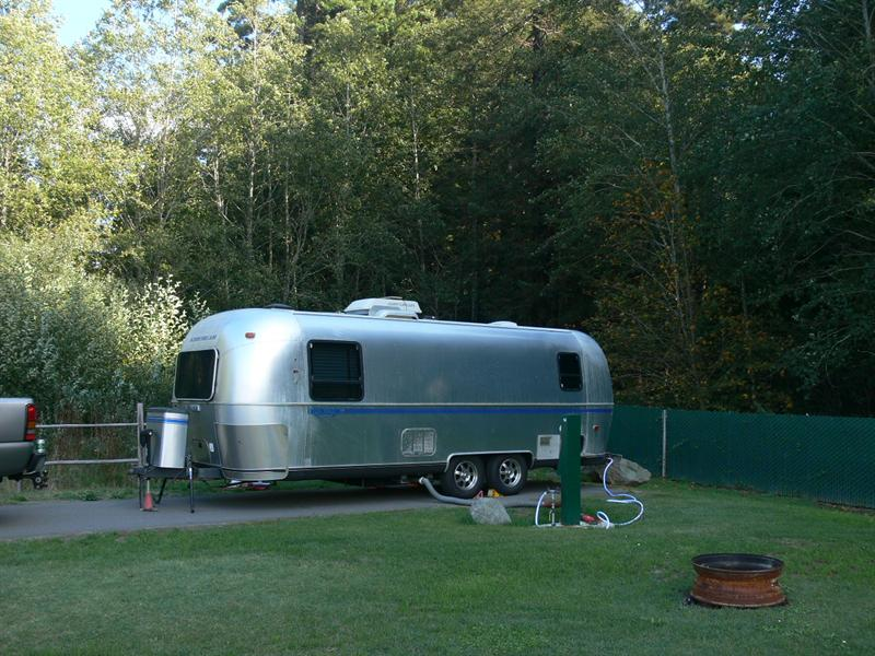 Ancient Redwood RV park