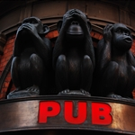George Street : The 3 Monkey