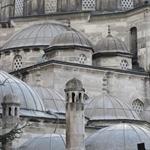Moschee, Dach
