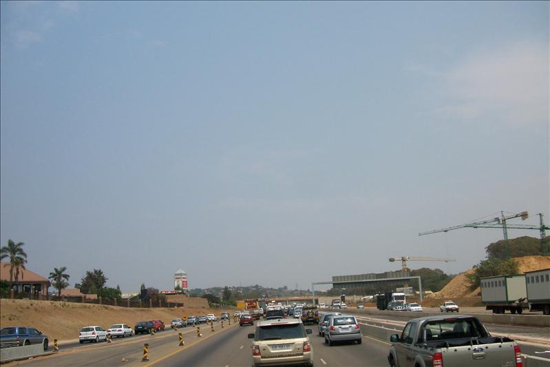Jo'burg speedway / Autoroute de Jo'burg