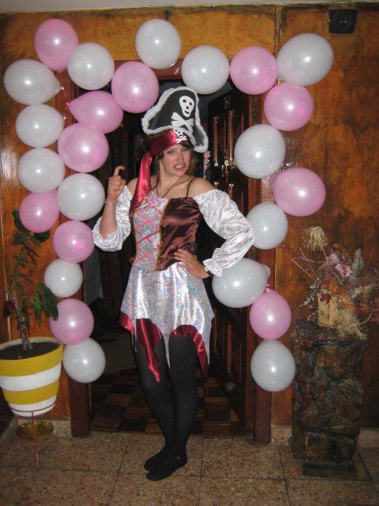 jess the pirate
