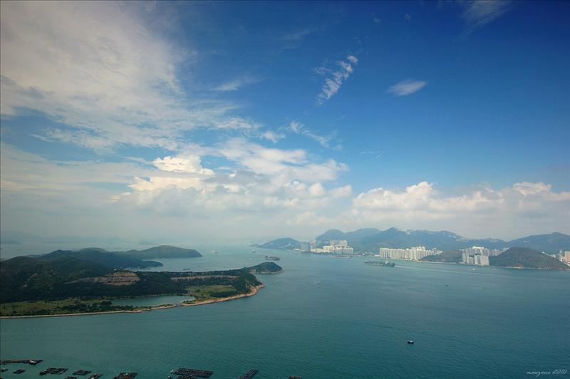 東博寮海峽 East Lamma Channel