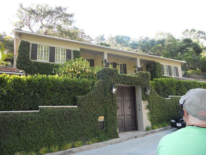 LA - Bela Lugosi's House
