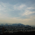 俯瞰九龍半島景色unobstructed vistas of Kowloon Peninsula