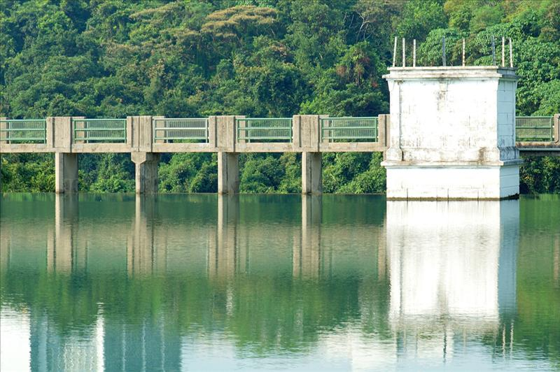 Aberdeen Reservoir 香港仔水塘