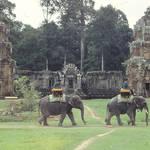 Temple Of Cambodia