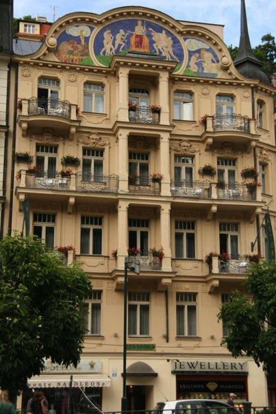 The Pasteur House